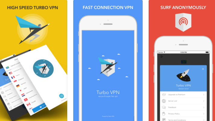 Download Free Turbo VPN | Download Vpn free for Windows , PC , iPhone , Android & Mac